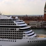 Venice may be put on Unesco endangered list if cruise ships not banned