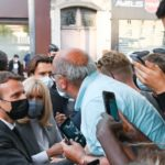 Four months in jail for Frenchman who slapped Macron across the face