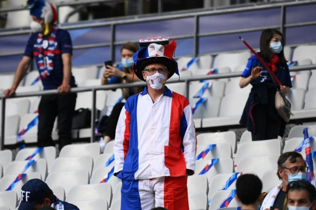 Bars, cafés and fan zones: What are the rules for watching Euro 2020 matches in France?