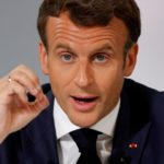 Macron calls for pharma giants to donate Covid vaccines to poorer nations