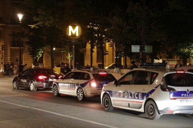 'Needed to let loose': Partying youths defy Paris police for third night running