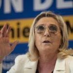 Far-right leader Le Pen tours France ahead of French regional polls