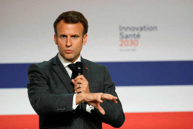 Digital healthcare to biotherapy: 5 key points of Macron's €8 billion healthcare plan for France