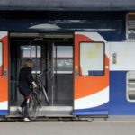 What are the rules on taking your bike on the train in France?