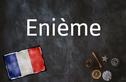 Word of the day: Enième