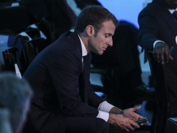 Macron and 15 French ministers' phone numbers on Pegasus spyware list, reports say