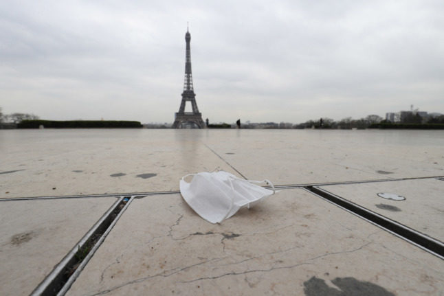 Paris vows to clean up 'trashed city' after wave of criticism