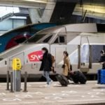 What are the rules for travelling on public transport in France this summer?