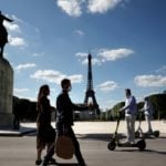 Cycle lanes, scooters and terraces - is Paris still safe for pedestrians?