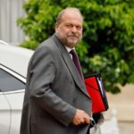 Police search French ministry of justice in probe against minister