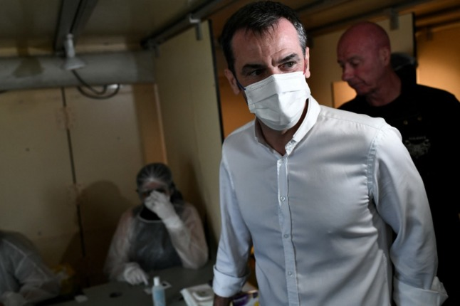French health minister warns of 'fourth wave of Covid by end of July'