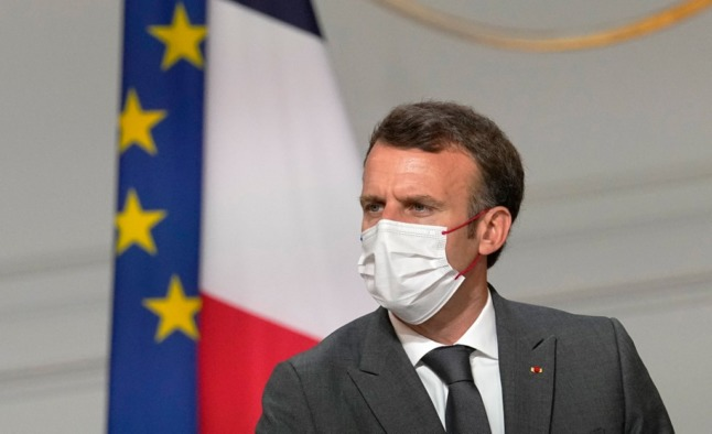 Macron calls national security meeting over claims of Pegasus spyware in France