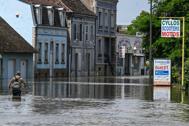 ANALYSIS: Why we need to get used to summer storms and floods in France