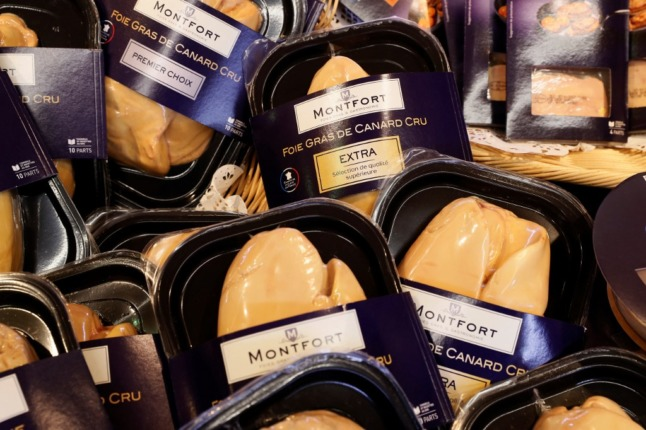Lab-grown 'foie gras' cannot use product name, says French food producers group