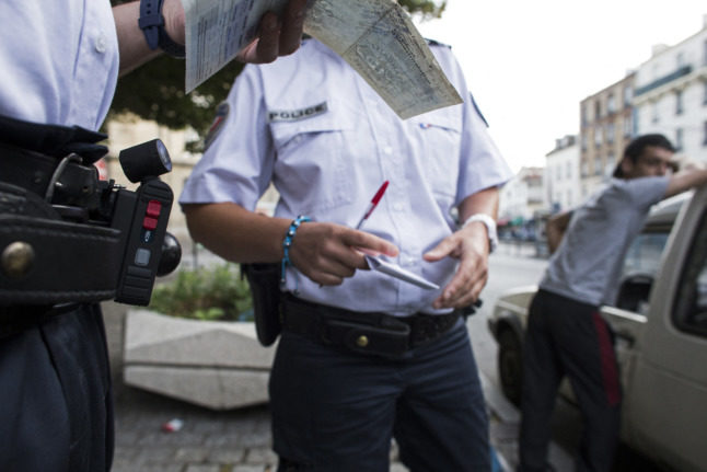 Rights groups take French police to court over racial profiling