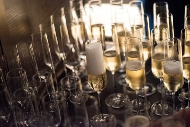 French Champagne makers win court case against German supermarket's sorbet