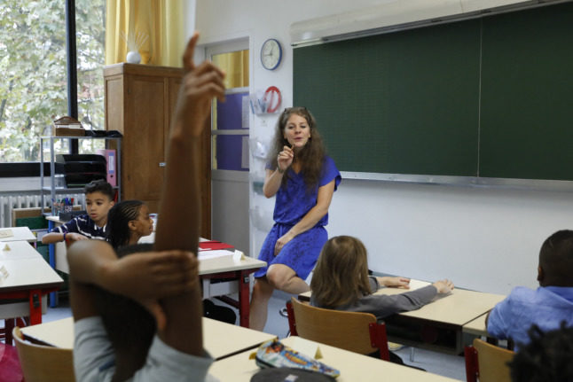 How to become an English teacher in France