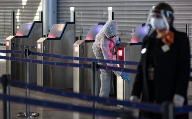 'A till receipt is not proof of vaccination' – a French airport employee explains travel in the Covid era