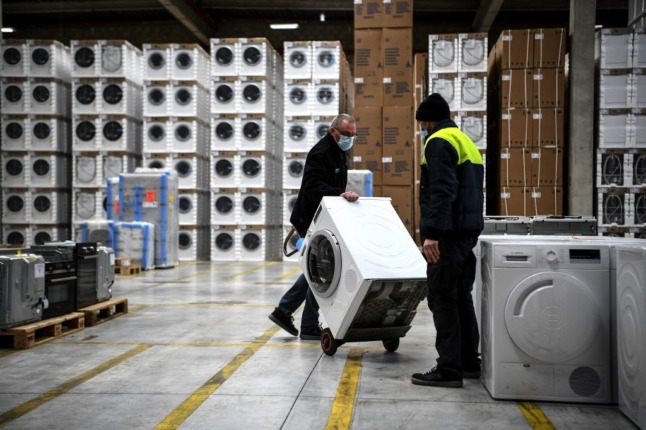 Why the prices of electrical goods are set to rise in France