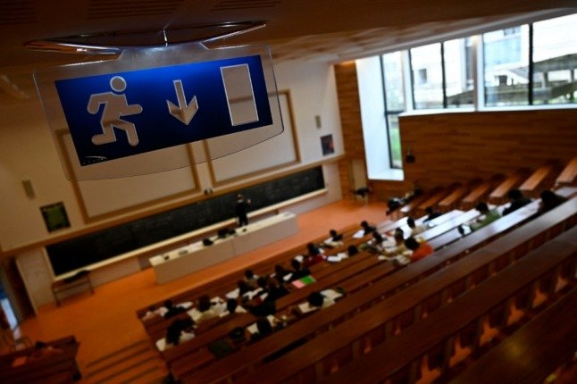 No health passport required as French universities return to full in-person teaching