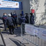 Extra police protection after dozens of attacks on French vaccine centres