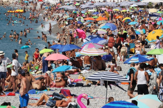 Homegrown holidaymakers and health measures 'have saved summer tourism' in France