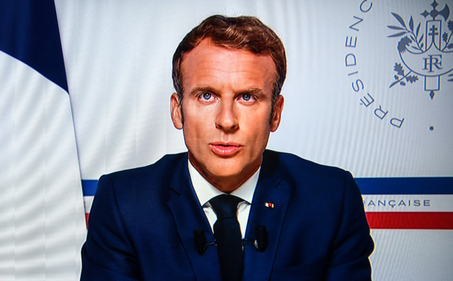 France's Macron calls for EU cooperation over Afghanistan crisis