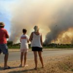Weekend winds 'risk worsening' French Riviera fire