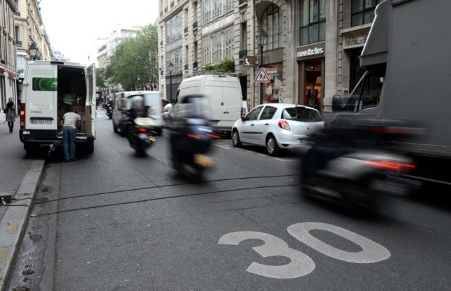 ANALYSIS: How much will the new 30km/h speed limit really change Paris?