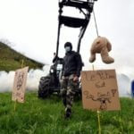 The decades-old battle between French farmers and conservationists over bears