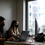 Remote working, office parties - These are the new health rules in French workplaces