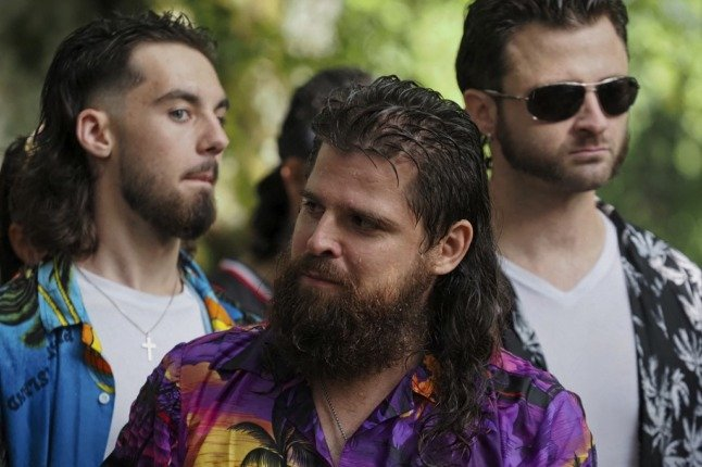 IN PICTURES: Mullet champion of Europe crowned at French festival
