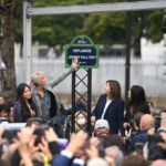 'French Elvis' Johnny Hallyday honoured with statue and concert