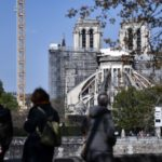 Notre-Dame restoration work begins as Paris cathedral on track to reopen in 2024