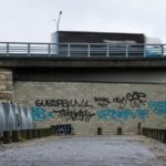 Fury over 'wall of shame' built to block Paris crack users