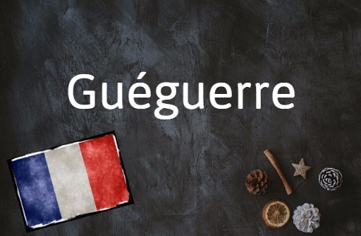 French word of the day: Guéguerre