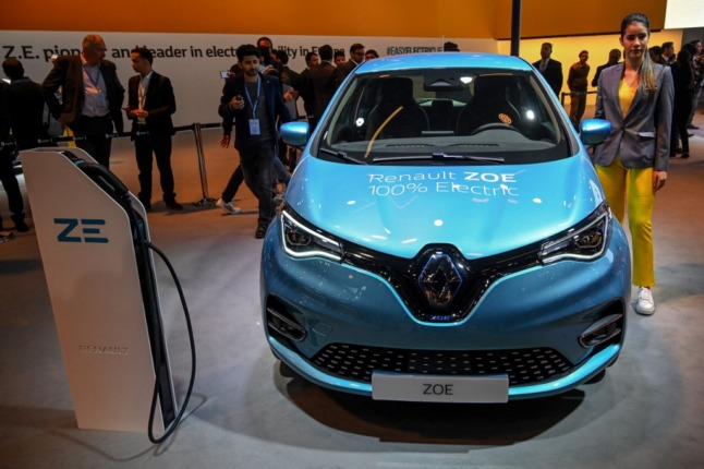 French government extends grants to buy greener cars
