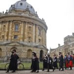 Reader question: Can children of Brits living in France attend university in the UK?