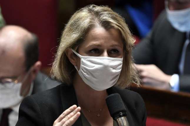 French minister slams 'sexist' MPs in row over masculine job titles