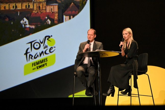 Inaugural Women's Tour de France to start at Eiffel Tower